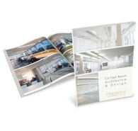 Frenger Systems - Chilled Beam Architecture & Design Brochure