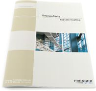 EnergoStrip Radiant Heating Panel Brochure