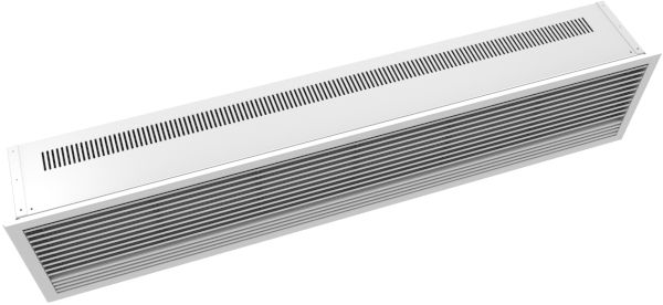 Recessed - Air Curtain