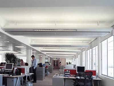 Principles And Benefits Of Multi Service Chilled Beams