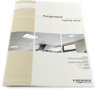 Frengerwarm - Radiant Heating Panel Product Brochure