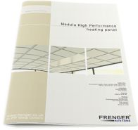 Modula High Performance - Radiant Heating Panel Product Brochure