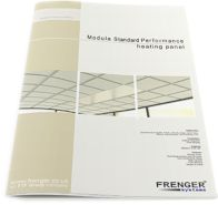 Modula Standard Performance - Radiant Heating Panel Product Brochure