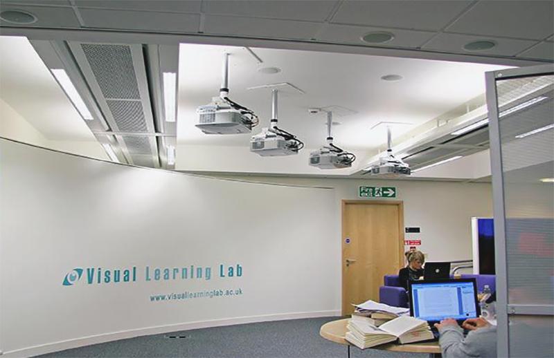 Hallward Library Frenger Systems Uk Manufacturers Of