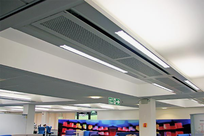 Hallward Library Frenger Systems Uk