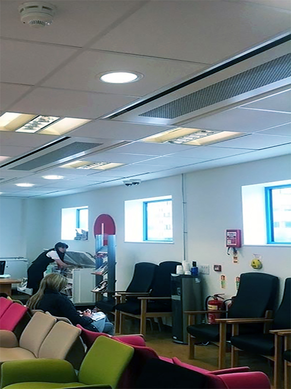 Qmc Hospital Frenger Systems Uk Manufacturers Of