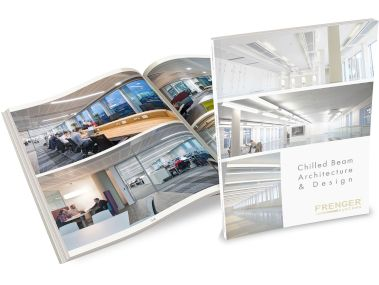 Chilled Beam Architecture & Design Brochure