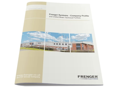Frenger Systems - Company Profile and Chilled Beam Technical Portfolio